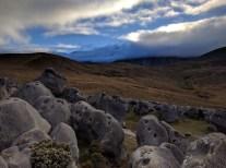Castle Hill rocks.