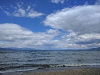 Short trip to Sv. Naum. You can see over Ohrid to Albania by the way.