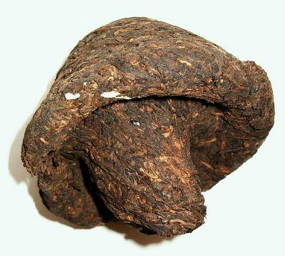 Pu-Erh Tibetan Mushroom