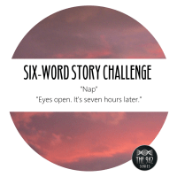 "Six-Word Story Challenge - ""Nap"""