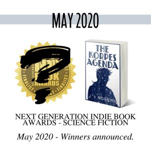 Next Generation Indie Book Award - Winners Announced