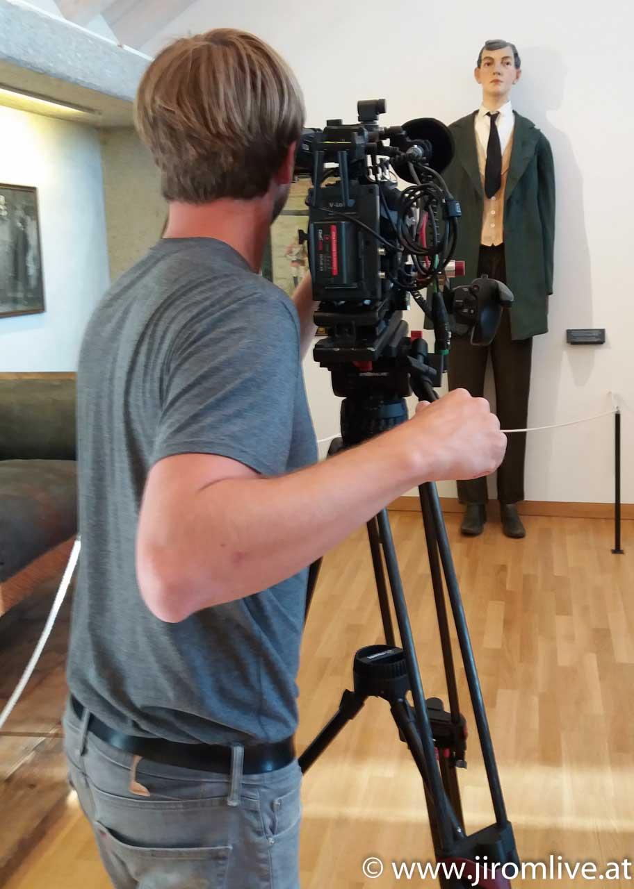Update Riese von Lengau – starb mit 27 – ist nun Videostar