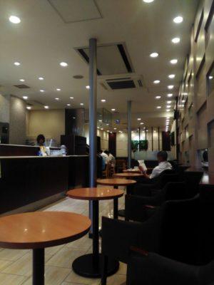 日本大学前のドトールコーヒー