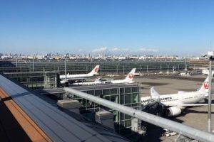 羽田空港ラン