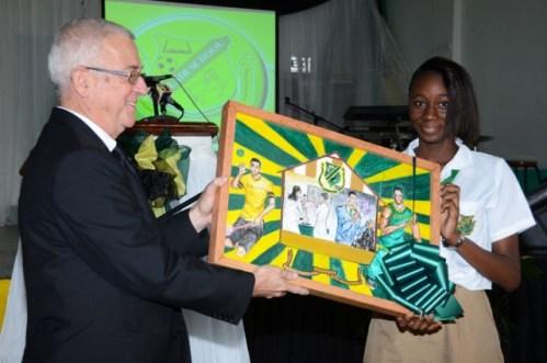 Image result for bel air high school mandeville jamaica