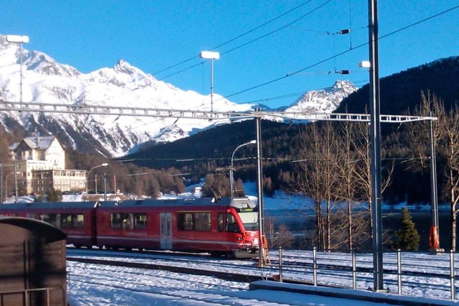 UNESCO: Treno Rosso & Bernina Line
