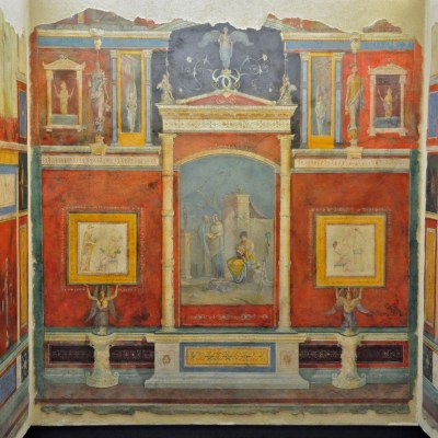 Tuesday in Rome: Palazzo Massimo