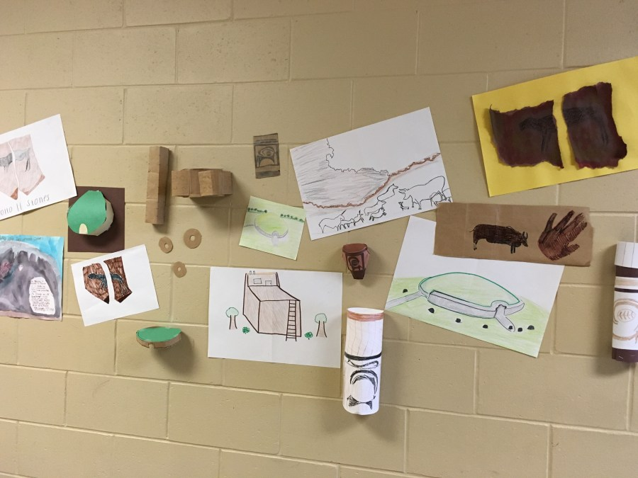 Lesson Plan: Prehistoric Art in Humanities