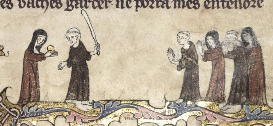Student Series! Miserable Monks