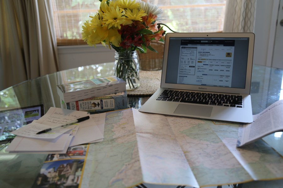 How to Plan a 2-week Trip: Part 1