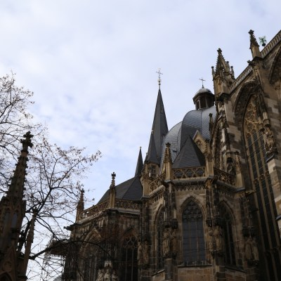 Aachen: The city of thermal baths, the Dom, & Charlemagne