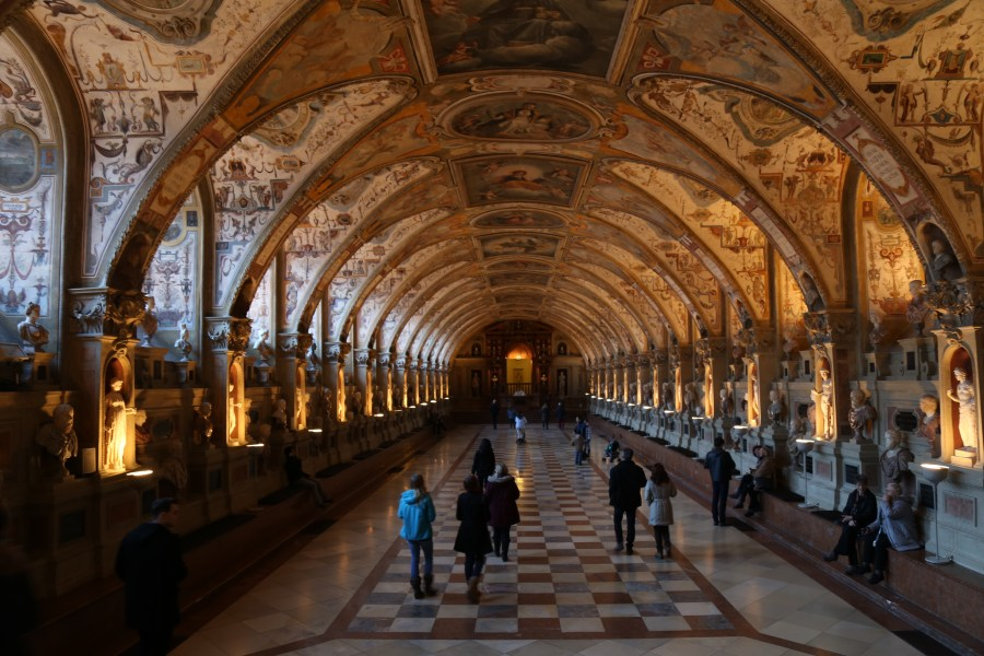 Munich: The city of Oktoberfest, Bavarian kings, & art history
