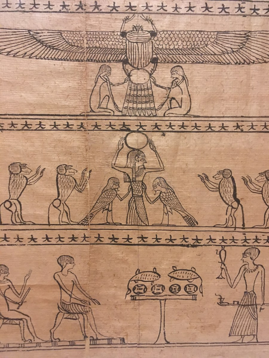 Lesson Plans: The Egyptian Book of the Dead