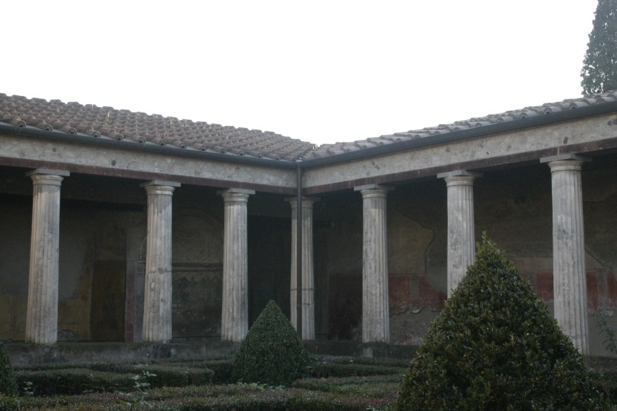 Student Series! Life in Pompeii