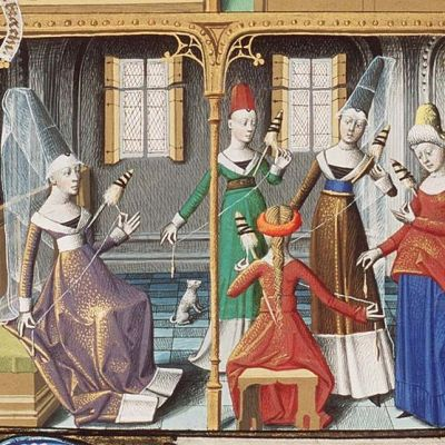 Student Series! Medieval Fashion