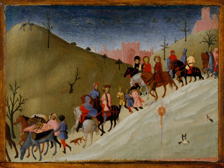 Student Series! Medieval Pilgrims