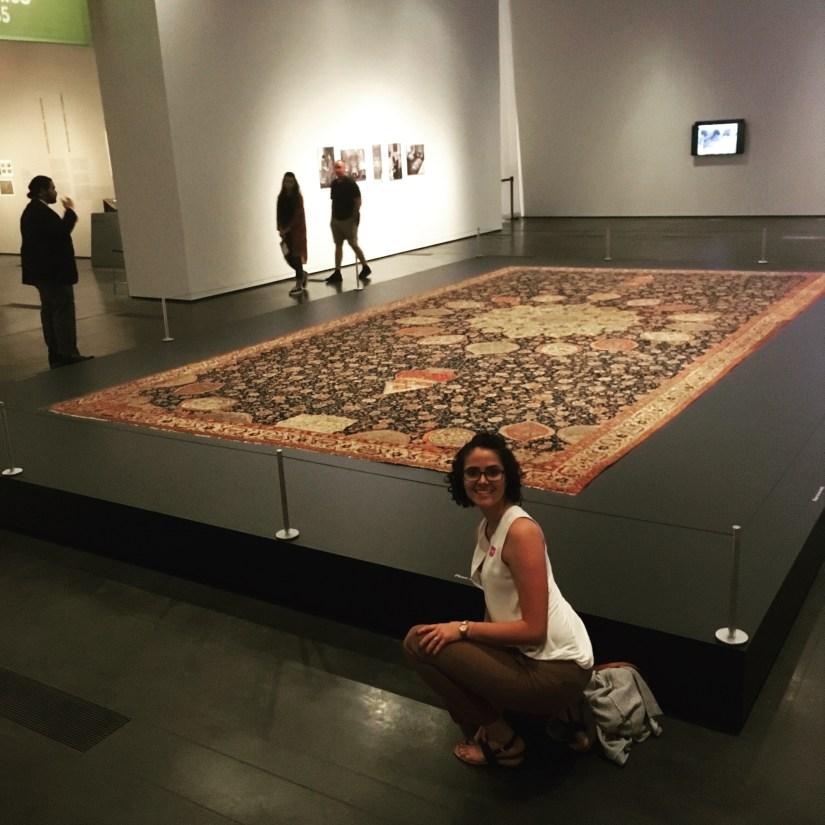 LAMCA-Arbadil carpet sister-with me