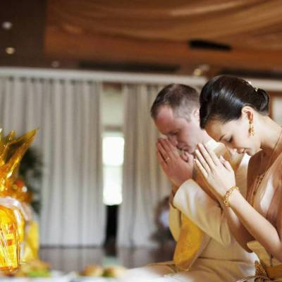 Student Series! Buddhist Bride