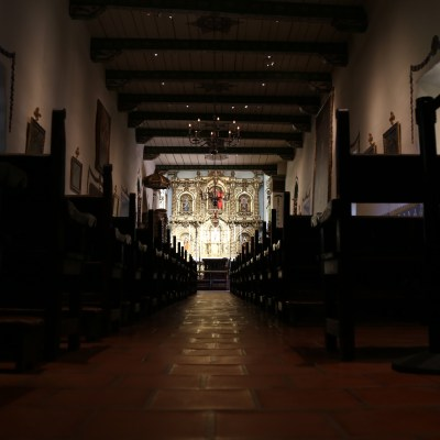 Angel Time & San Juan Capistrano