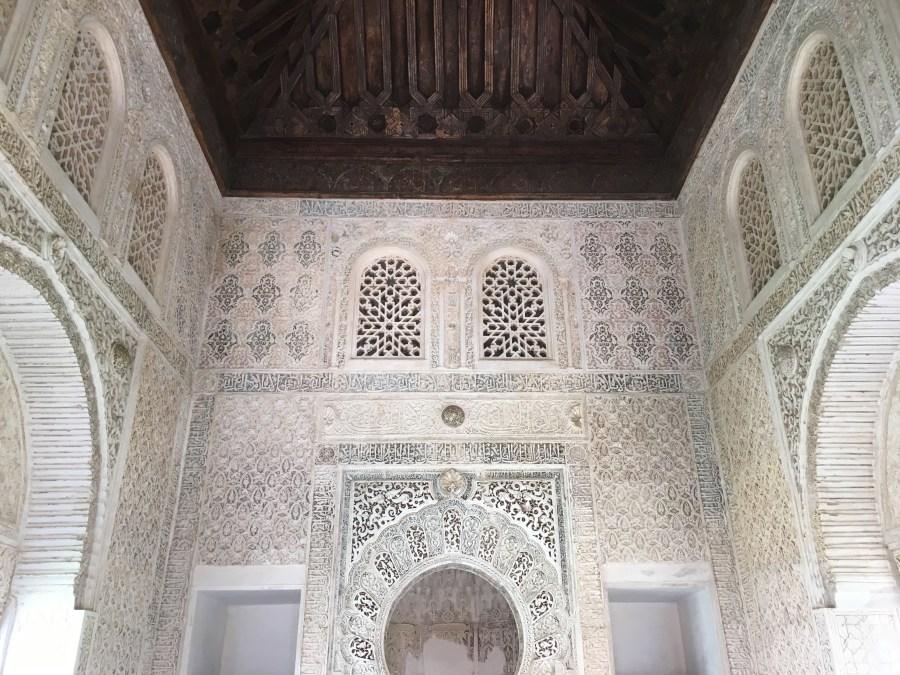 Travel Tips: Visiting the Nasrid Palace
