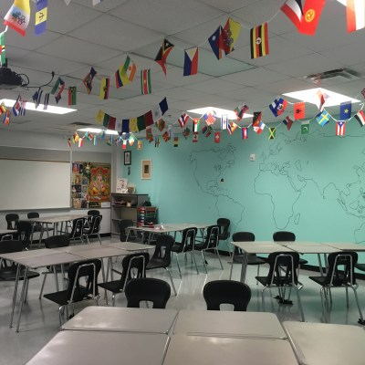 The Great Classroom Unveiling