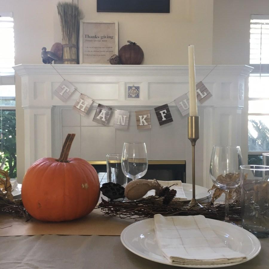 Stop Skipping Thanksgiving