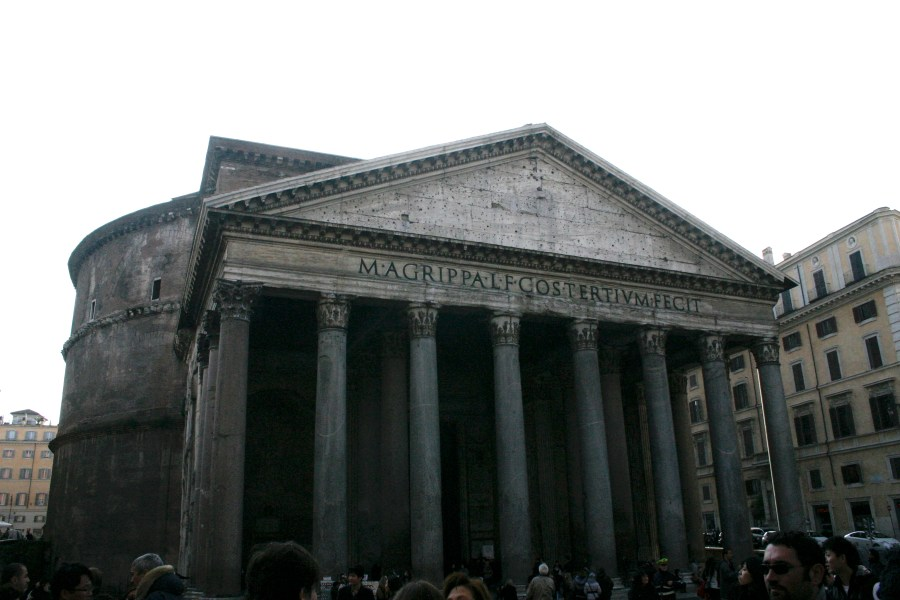 AP Art History Hunting in Rome, Italy