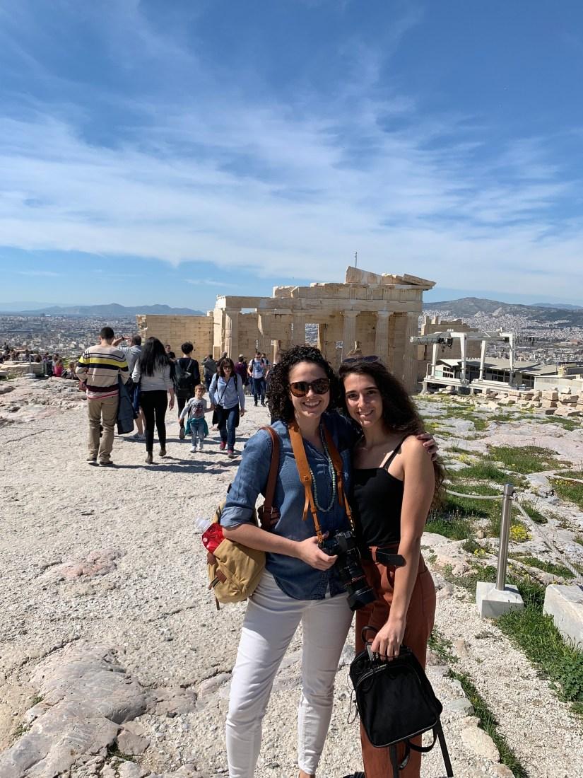 Acropolis me and katrina