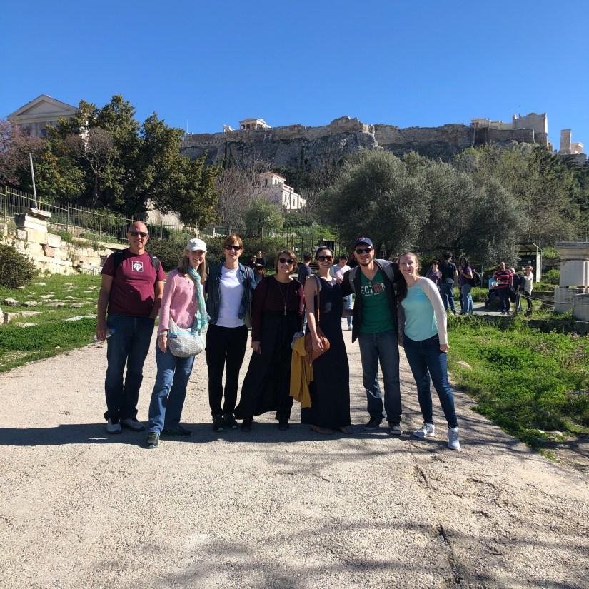 Agora with group