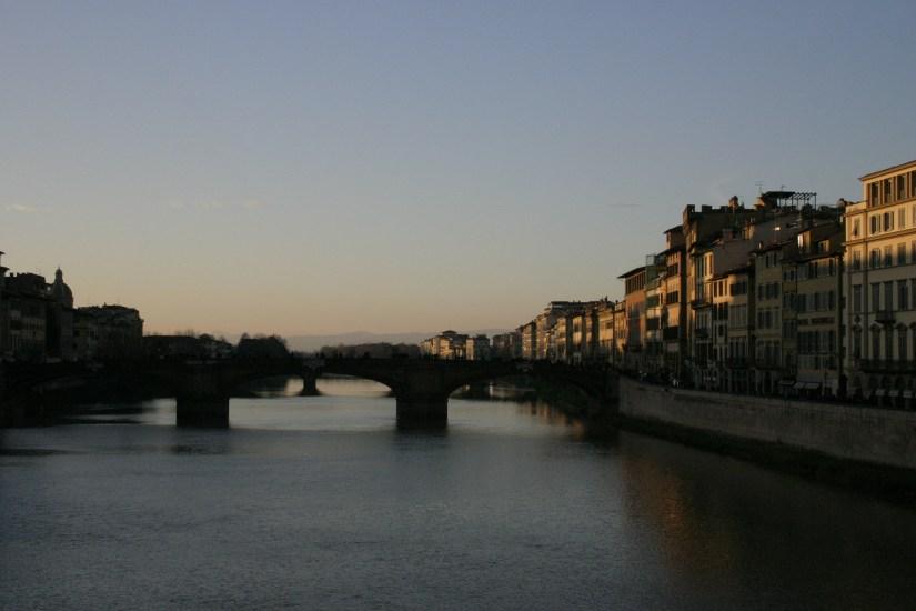 Florence Rialto bridge