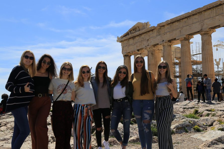 Reality vs Planning: 2019 Athens & Aegean Cruise Trip