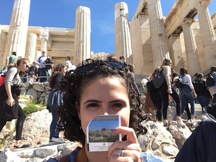 Travel Tips: Visiting the Acropolis