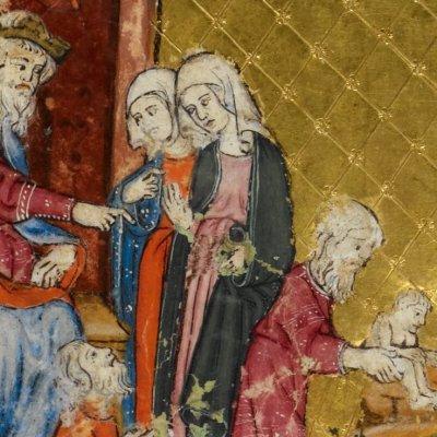 Lesson Plan: Jewish Narrative & Illuminated Manuscripts