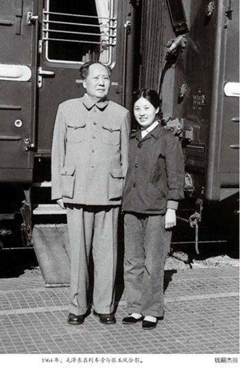 張玉鳳再談晚年毛澤東:喜誦悲涼《枯樹賦》-紀實臺-中國網絡電視臺