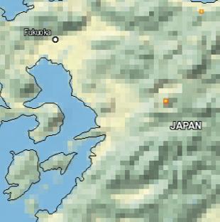 地震予知情報 国内M6~M7警戒 のこり7日間