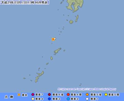 地震予知 前兆 国内M6警戒5日間