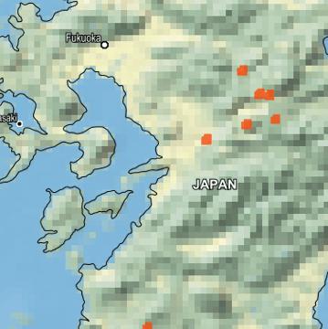 地震予知 予測 日本各地反応報告