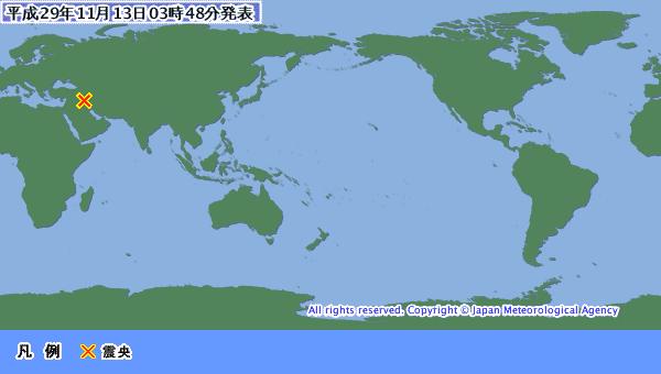 地震予知 国内シグナル継続中 三陸沖M5.7