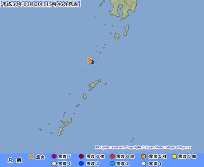 地震予知 国内M5注意 数日 シグナル継続中