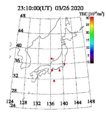 地震予知 国内M6気配 少し危険モード