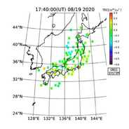 地震予知 M8かも シグナル再発13回目