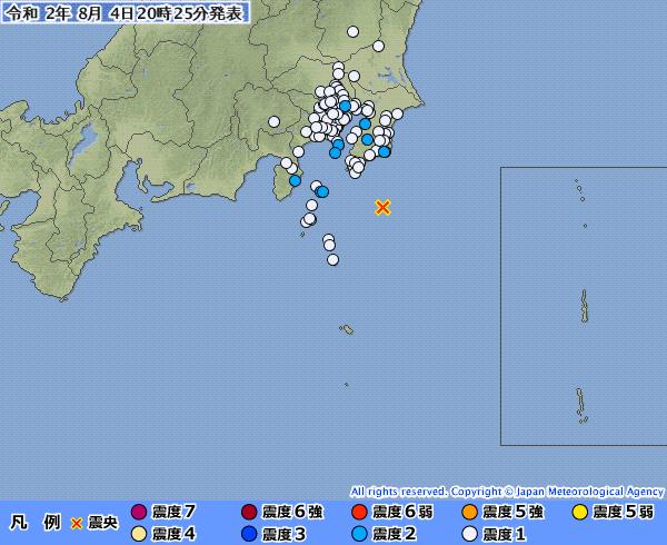 地震予知 国内M7注意 残り9日間