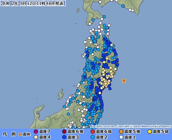 地震予知 シグナル反応継続中 国内M6気配は継続中