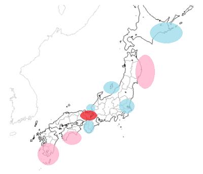 地震予知 国内M7注意 のこり9日間