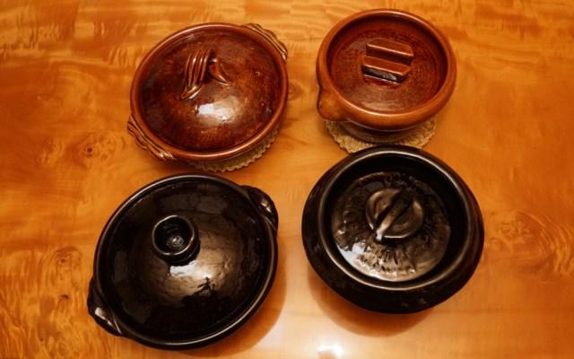 雲井窯の中川一辺陶が造る陶の鍋