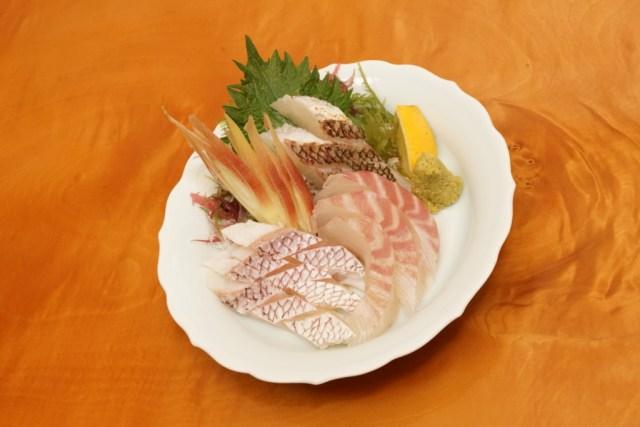 真鯛の刺身の美味しい食べ方