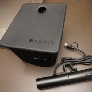 低温調理器「BONIQ」のボニーク・プロは防水で使いやすい!