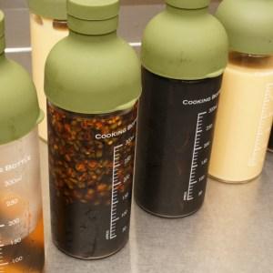 ハリオのフレーバークッキングボトルが自家製調味料入れにおすすめ!