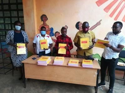Book Distribution - Jitegemee Summer 2020