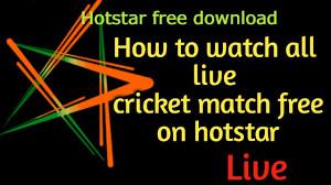 Hotstar free download